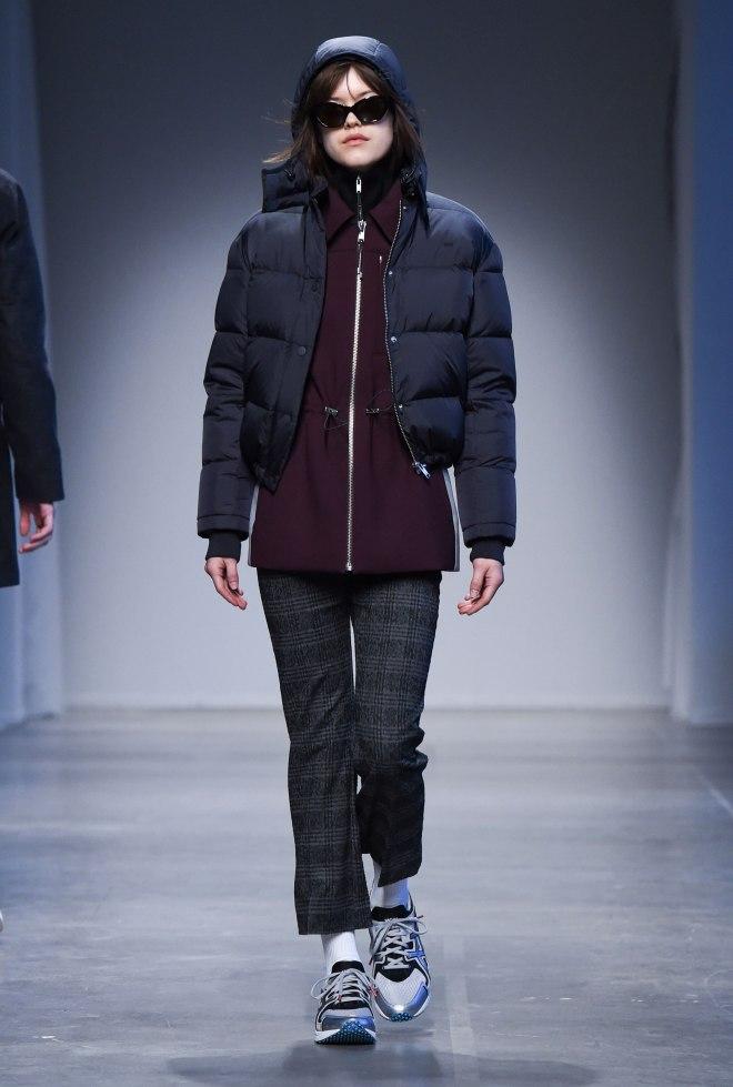 anna-is-wearing-alyssa-puffer-jacket-jamie-jacket-erika-long-sleeve-checkered-liva-trousers-libra-sunglasses-and-asics-x-wood-wood-sneakers