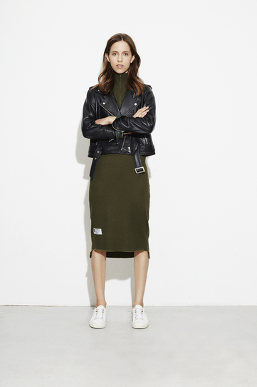 m-a-s-h-knit-directa-dress-army-green