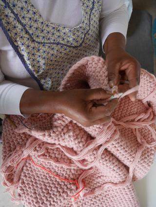 A Mano - hand knit traditions in Peru.